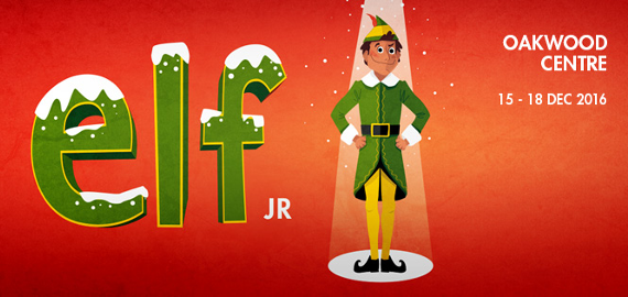 Elf Jr. - Book Tickets Now!