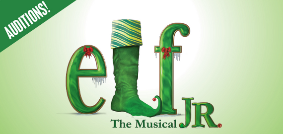 Elf Jr. Auditions - Book Now!