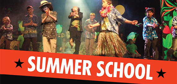 Summer School - SOLD OUT!