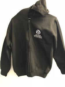 Black Hoodie with Berzerk Logo